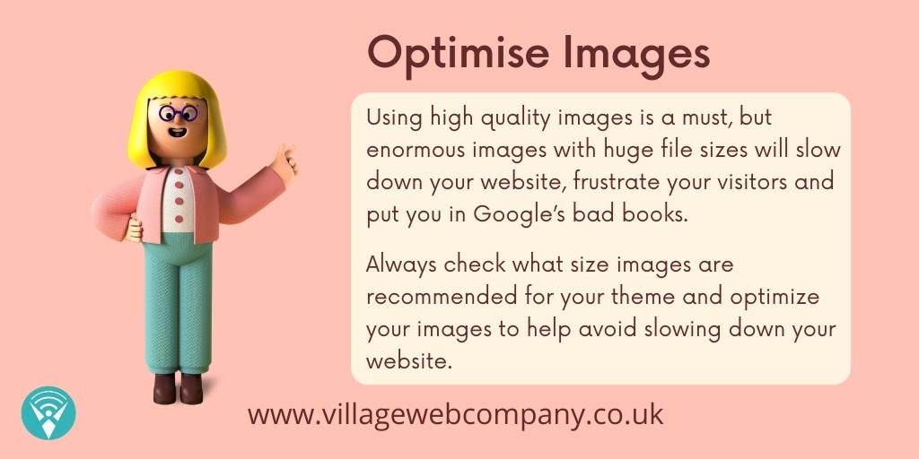 Optimise Images