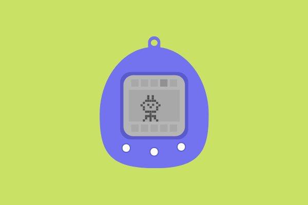 Tamagotchi electronic pet